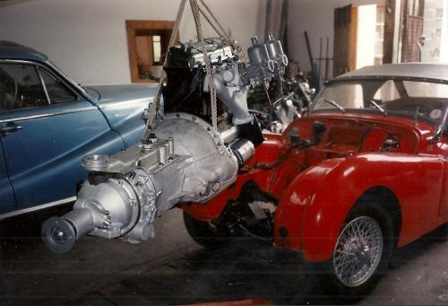 Triumph TR2 - 1996