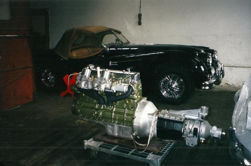 Healey 3000 - 1999