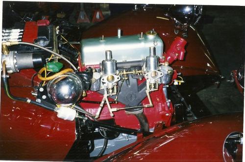 MG TD - 1997