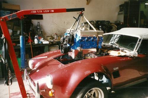AC Cobra - 2001