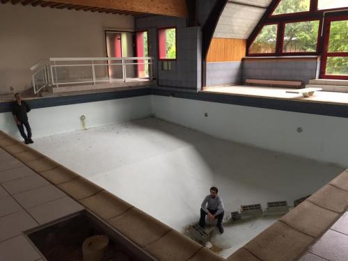 ancienne piscine